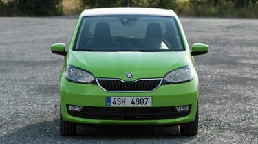Skoda Citigo - full front