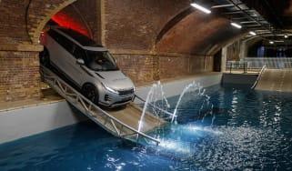 New Range Rover Evoque - off-road