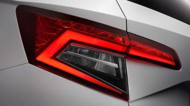 Skoda Karoq - rear light