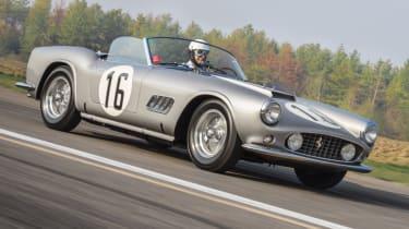 Ferrari 250 GT LWB California Spider Competizione - front quarter