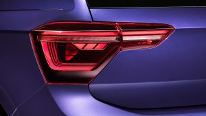 Volkswagen Polo Style - rear lights
