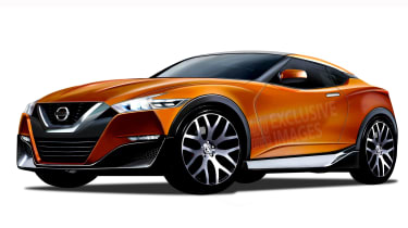 Nissan iDx coupe design rethink