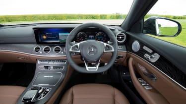 Mercedes-AMG E 63 Estate 2017 - interior