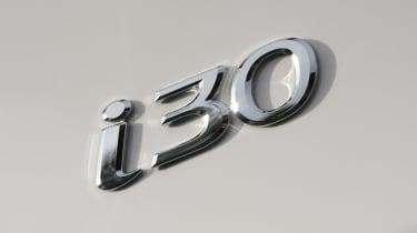 Hyundai i30 1.6 CRDi badge