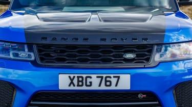 Range Rover Sport SVR - grille