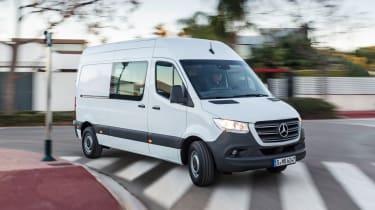 Best 5-seat vans