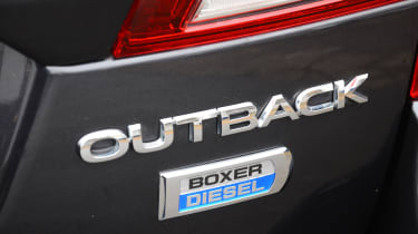 Long-term test review: Subaru Outback badge
