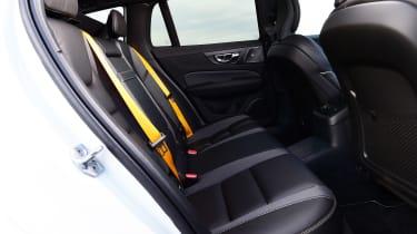 Volvo V60 Polestar Engineered - rear seats