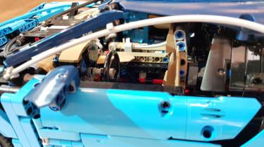 LEGO Bugatti Chiron - detail