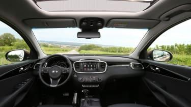 Kia Sorento 2.2 CRDi KX-4 auto - cabin