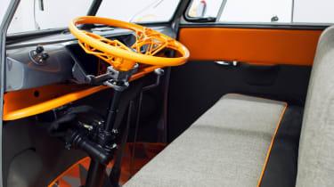 Volkswagen Kombi Type 20 concept - interior
