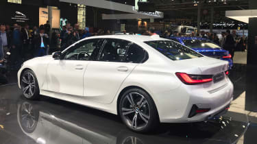 BMW 3 Series - Paris rear