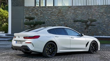 BMW 8 Series Gran Coupe - rear static