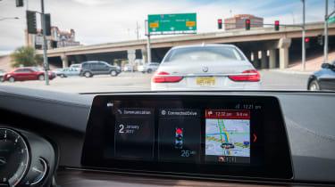 BMW 5 Series Personal CoPilot autonomous prototype driving