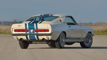 Ford Mustang Shelby GT500 Super Snake - rear static