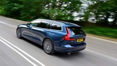 Volvo V60 - rear action