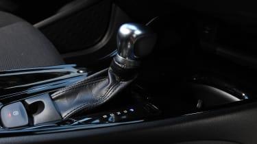Toyota C-HR - gearstick