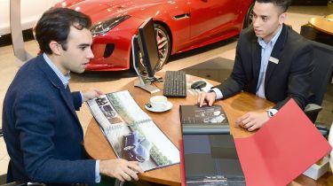 Jaguar XE Long term test - dealership