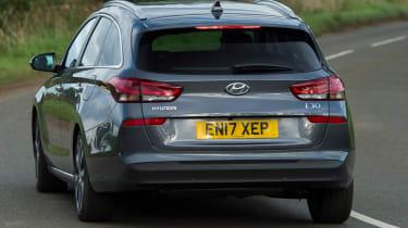 Hyundai i30 Tourer - rear corner