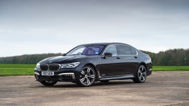 BMW 7 Series - front static