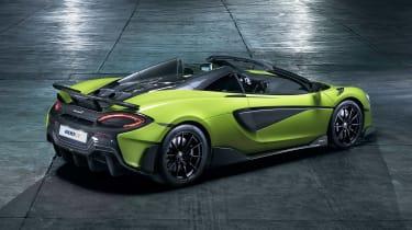 McLaren 600LT Spider - rear