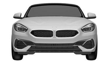 BMW Z4 sketch - full front
