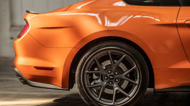 Ford Mustang High Performance Package - rear wheel