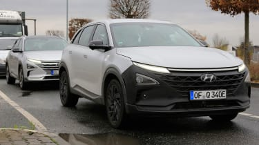 Hyundai FE Fuel Cell Concept - front