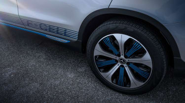 Mercedes GLC F-CELL - wheel