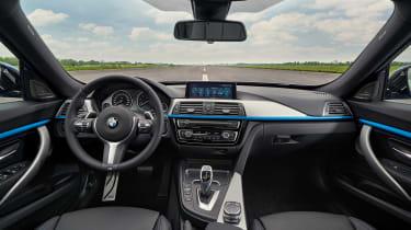 BMW 3 Series GT - dash (black)