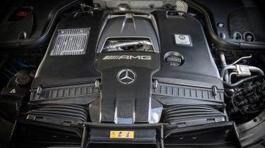 Mercedes-AMG GT 4-door - engine