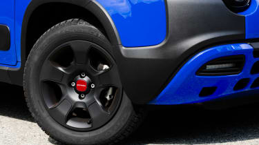 Fiat Panda Waze alloy wheels