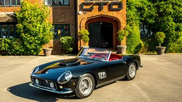 Ferrari 250 GT California Spyder remake - front static