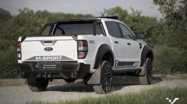 M-Sport Ford Ranger - rear three quarter