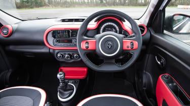 Renault Twingo - dash
