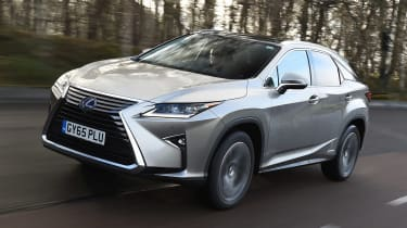 Most reliable used cars 2021 - Lexus RX Mk4