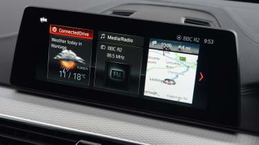 BMW 6 Series GT - infotainment