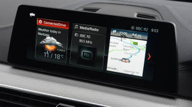 BMW 6 Series GT - infotainment