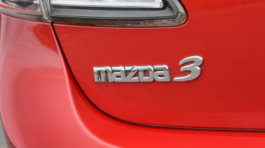 Used Mazda 3 - Mazda 3 badge