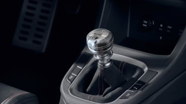 Hyundai i30 N Project C - gearstick