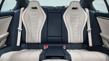 BMW 8 Series Gran Coupe - rear seats