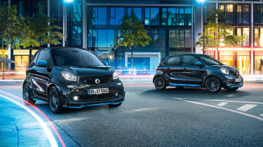 Smart EQ ForTwo and ForFour