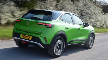 Vauxhall Mokka-e - rear
