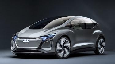 Audi AI:ME - front