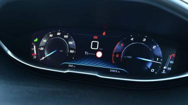 Peugeot 3008 - dials