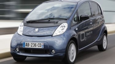 A to Z guide to electric cars - Peugeot iON