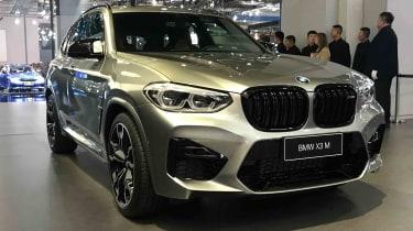 BMW X3 M - Shanghai