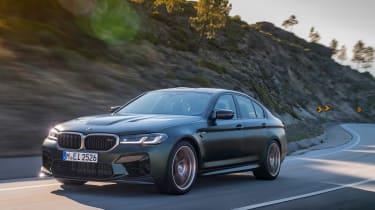 BMW M5 CS - front 5