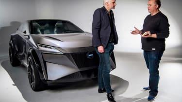 Nissan IMQ concept - Steve Fowler