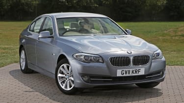 Used BMW 5 Series - front